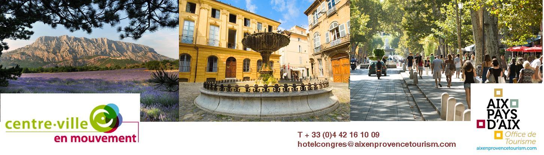 1ers  Etats Généraux de Centre ville à Aix en Provence